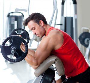 Motivación para ponerse en forma para hombres de todas las edades