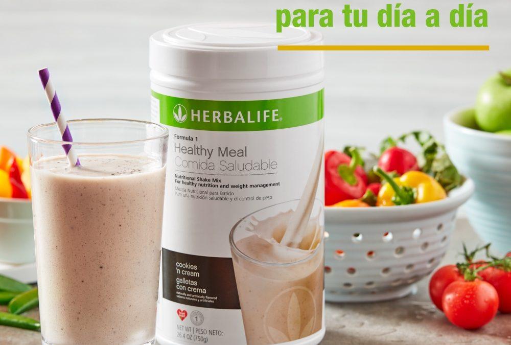 Batido Nutricional Fórmula 1: Conveniente, delicioso y nutritivo