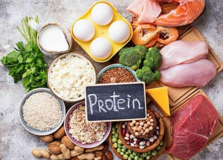 ¿Cuánta proteína necesitas por día? Intenta estos métodos