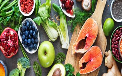 Alimentos que nutren la piel y el cabello